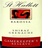 St Hallett Gamekeepers Shiraz